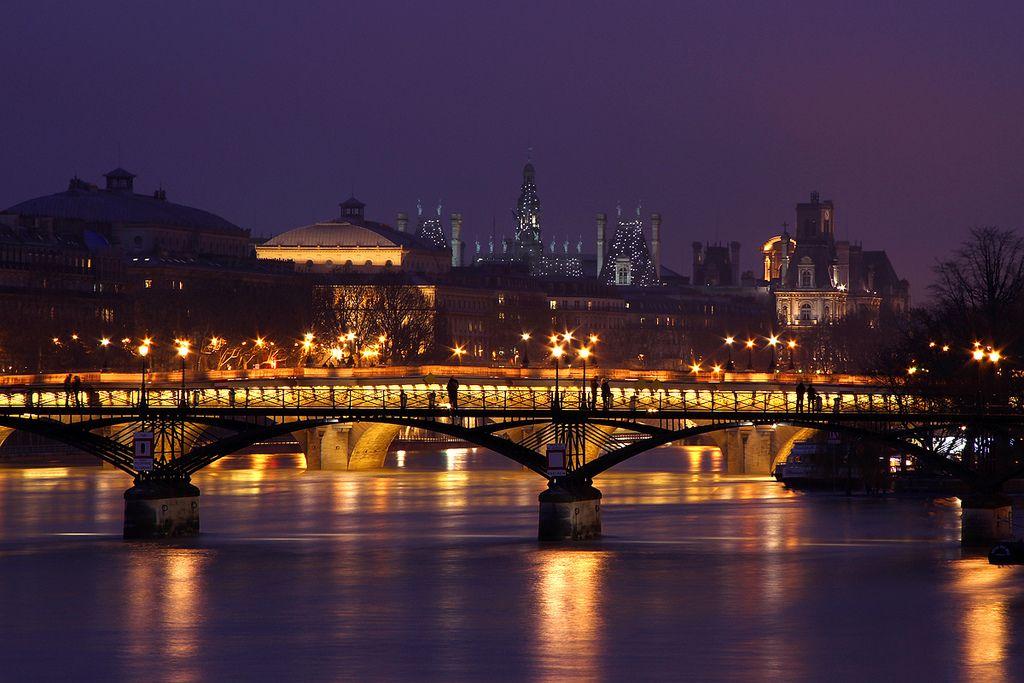 Романтический Париж и его места, в которых обязательно надо побывать с любимой девушкой!