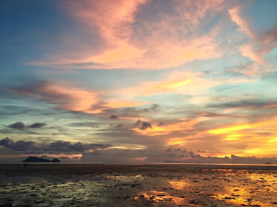 Немного моря из Филиппин