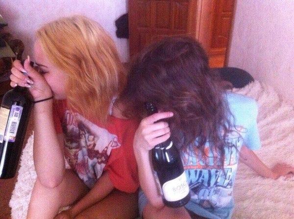 фото пьяной сестренки