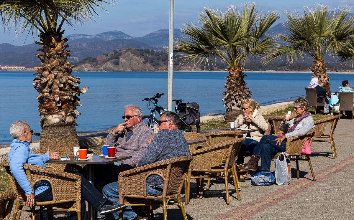 Как живут пенсионеры в турции