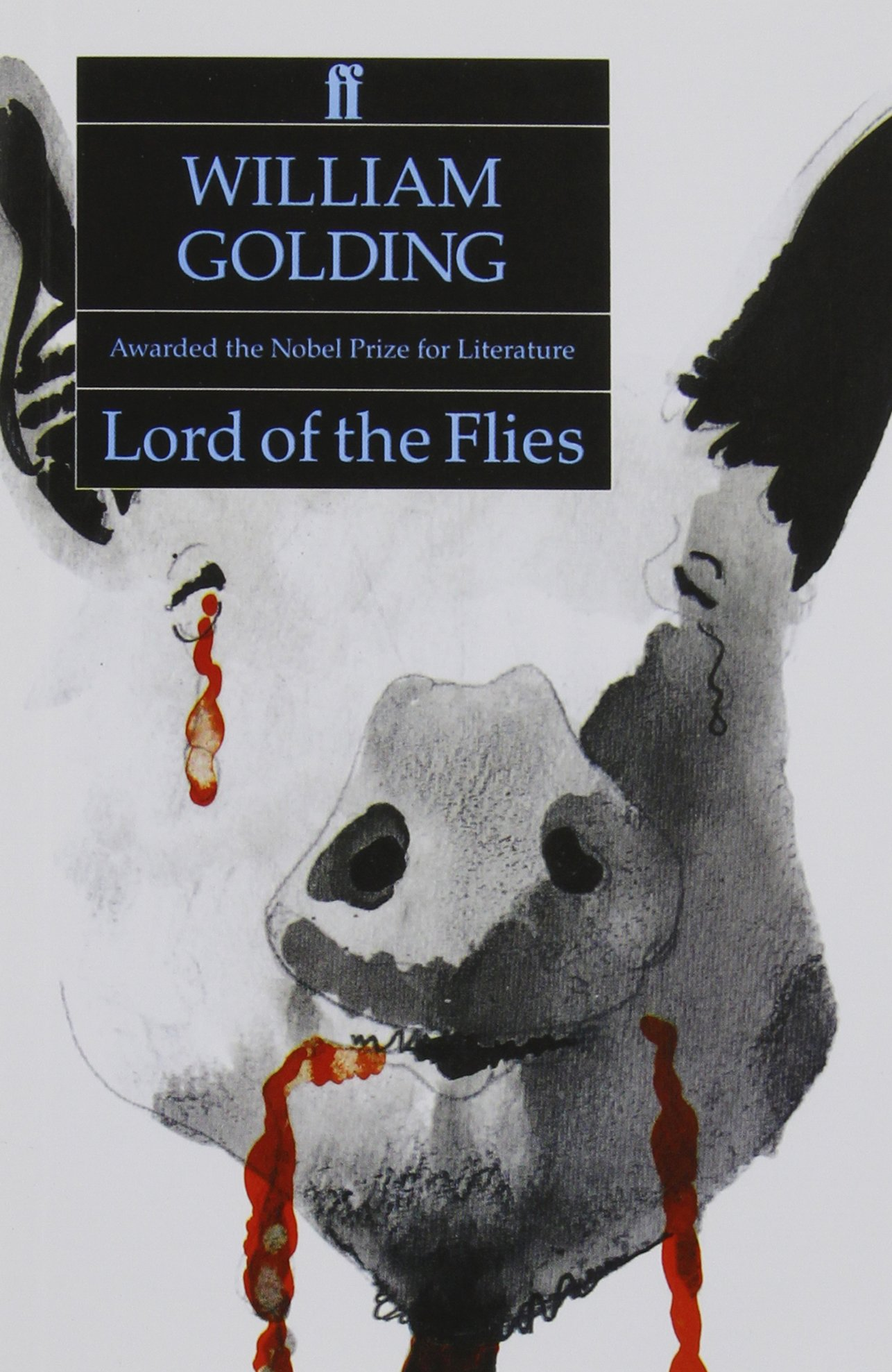an analysis of chapter eight in lord of the flies by william golding This paper focuses on the a brief review on life, writing features displayed in his latter major work of william golding and focus on the interpretation on symbolism in lord of the flies compared.