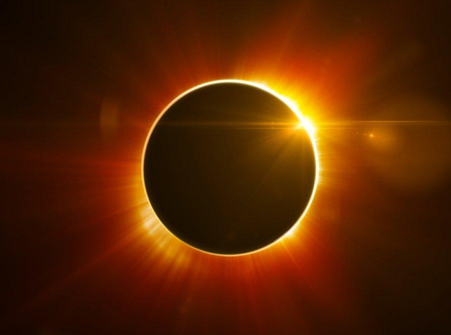 Солнечные и лунные затмения 2018 года
