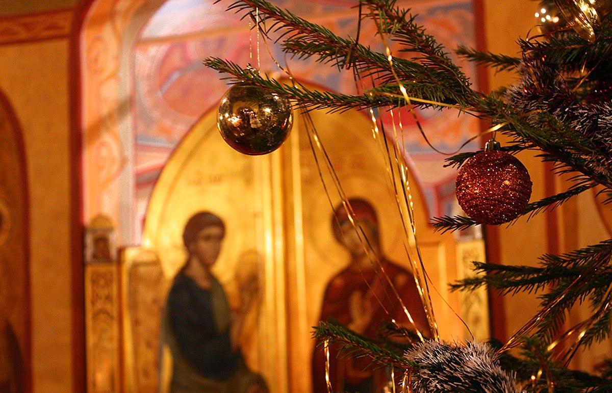 Рождество за семь дней до нового года
