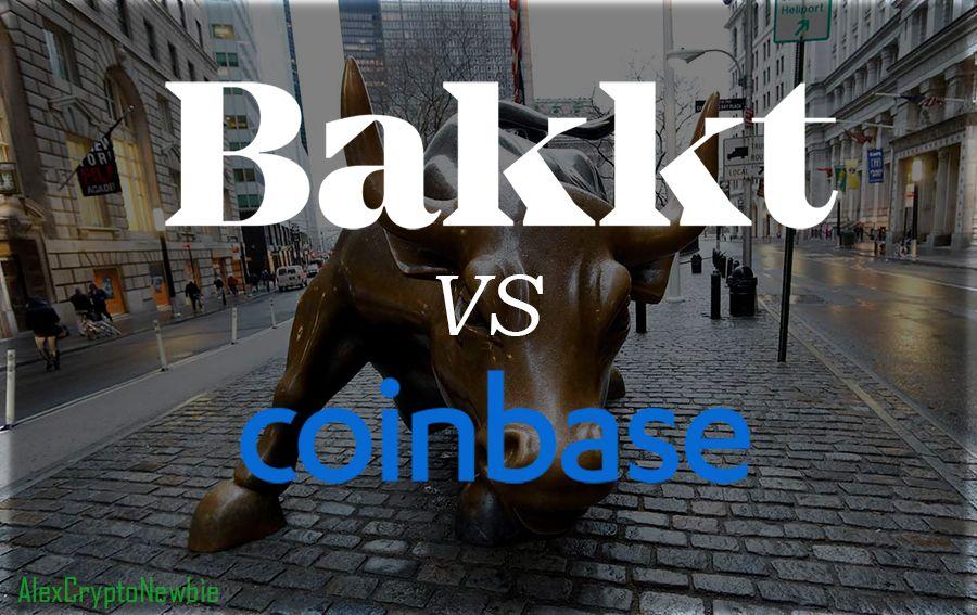 Bakkt vs Coinbase