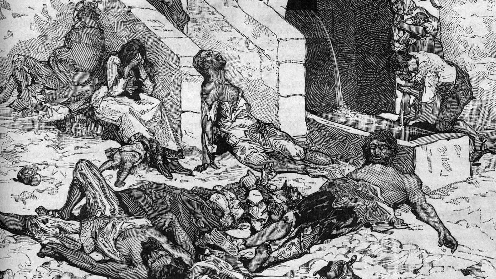 an analysis of the bubonic plague in people today The black death arrived in britain from central asia in the autumn of 1348 and by late spring the following year it had killed six out of every 10 people in london such a rate of destruction.