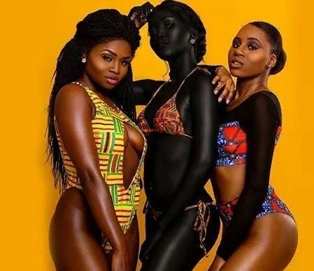 Негритянки молодые голые фото присоединяюсь