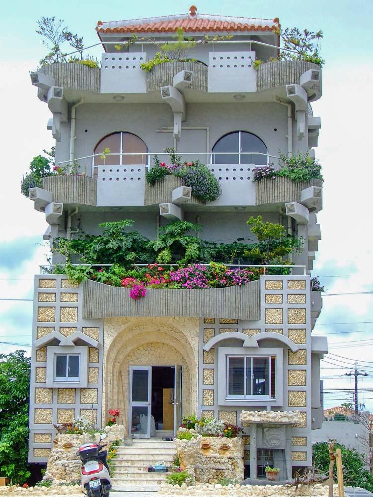 Golos Photography Awards. Японский обычный необычный дом [апвот50-50]